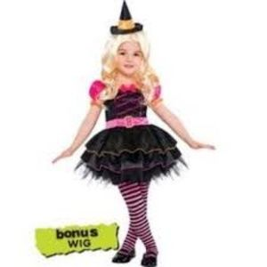 Other - Costume: Barbie Witch 3PCS